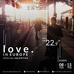 Love In Europe Special Valentine