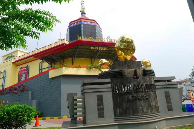 Pasar Rawa Bening - Jakarta Gems Center