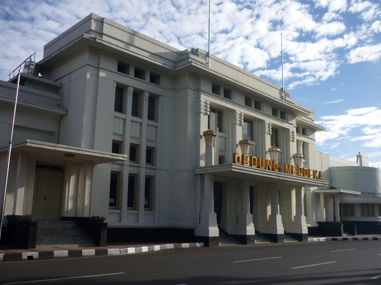 Pesona Merdeka Building, Bandung