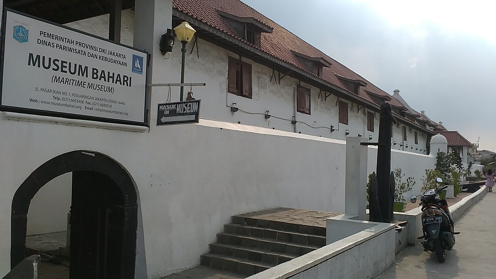 Tempat Wisata Jakarta Maritime Museum, Kota Administrasi Jakarta Barat