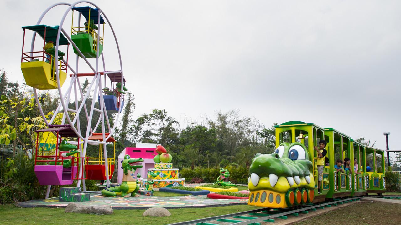 Keindahan Predator Fun Park
