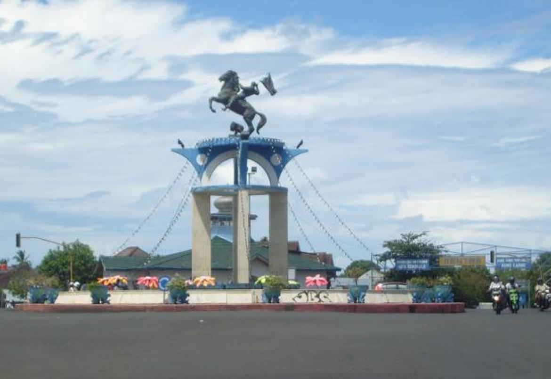Ratu Samban Monument