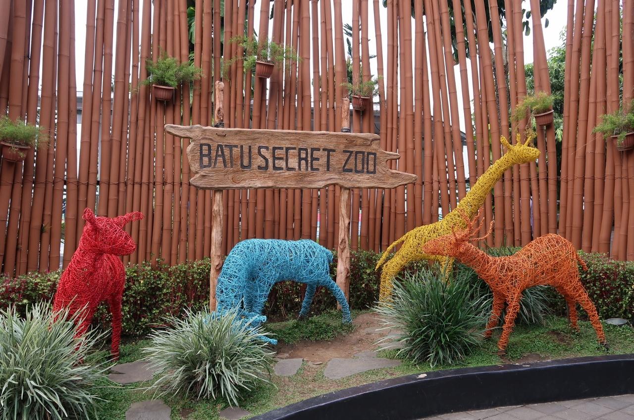 Singgah dan Berwisata di Batu Secret Zoo