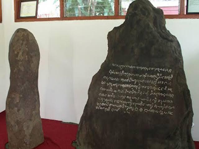 Liburan di Batutulis Inscription, Bogor
