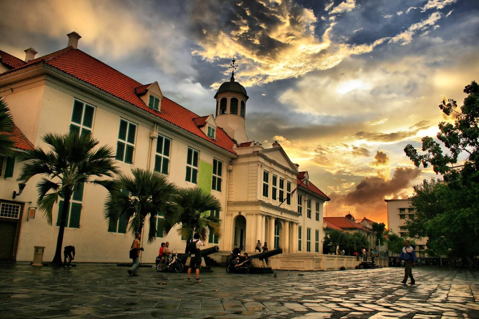 Berpetualangan di Jakarta History Museum