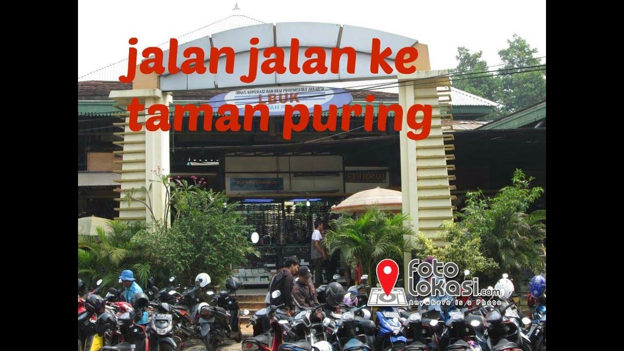 Taman Puring Market
