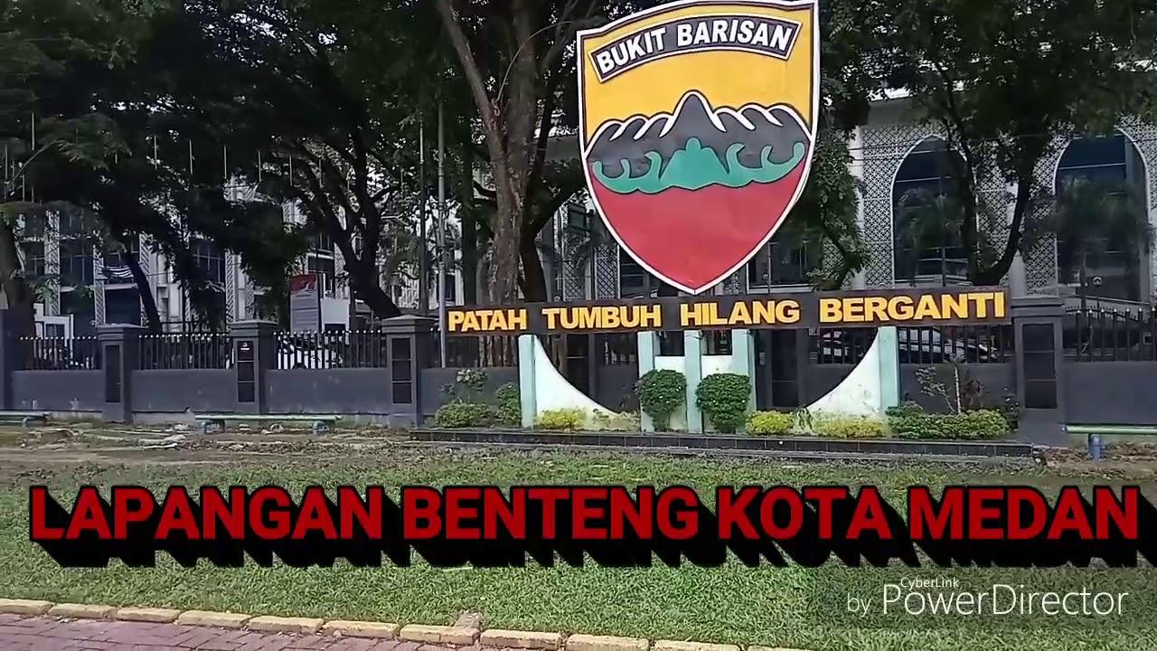 Lapangan Benteng, Pilihan Wisata di Kota Medan