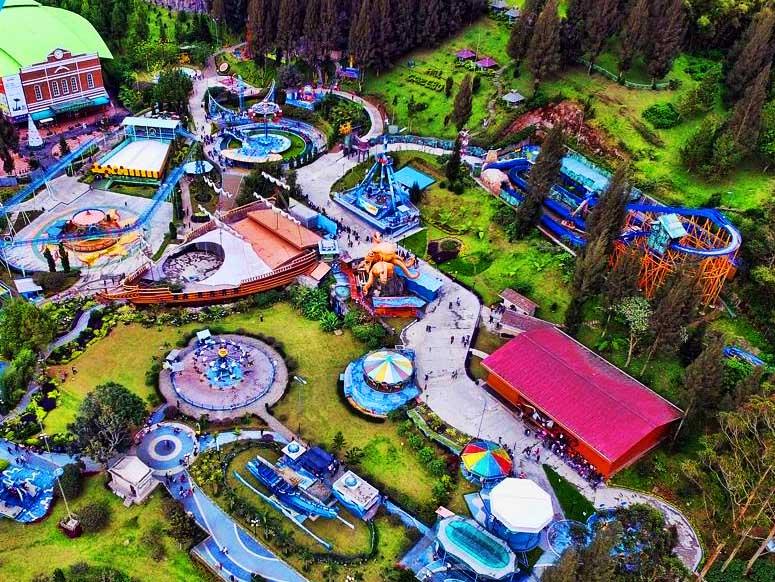 Tempat Wisata Mikie Funland