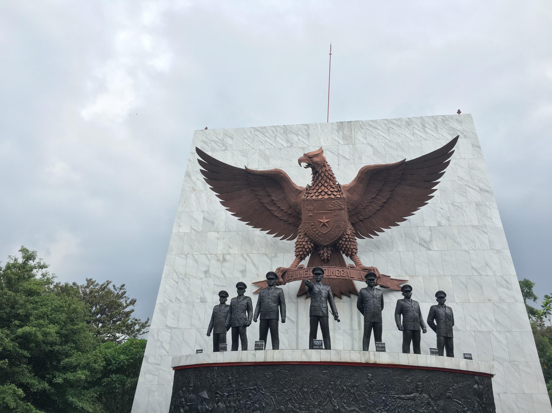 Destinasi Wisata Lubang Buaya Memorial Park u0026 u200bu200bmuseum