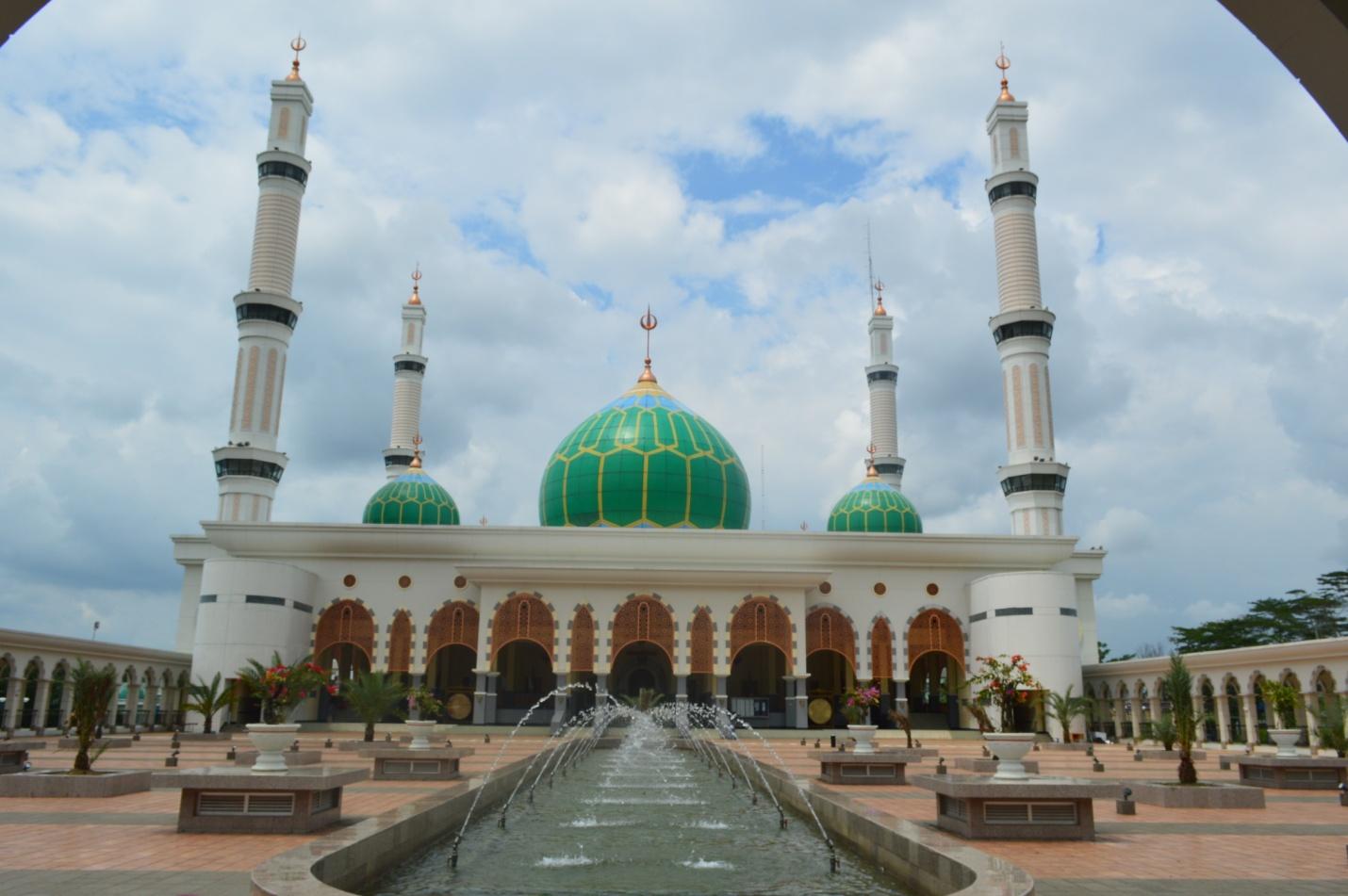 Masjid Agung Islamic Centre Pasir Pengaraian Rohul